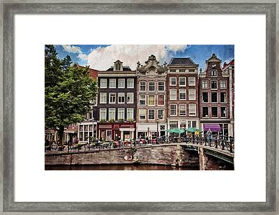 In Another Time And Place Framed Print