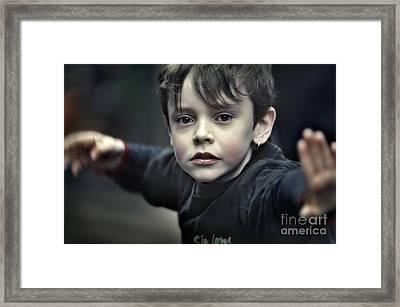 In Balance Framed Print