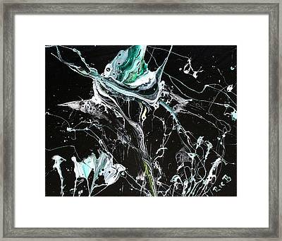In Bloom Framed Print by Ric Bascobert