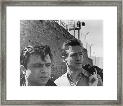 In Cold Blood  Framed Print by Silver Screen