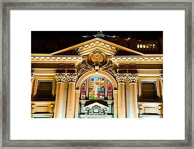 In Colour Framed Print