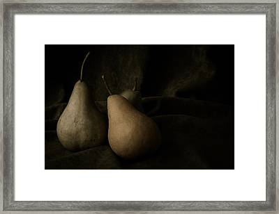 In Darkness Framed Print
