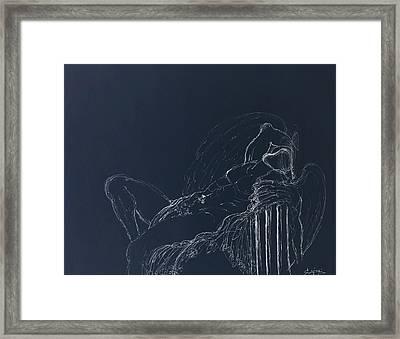 In Dreams II Framed Print