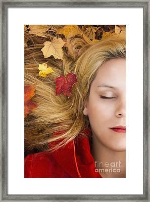 In Dreams Framed Print by Margie Hurwich
