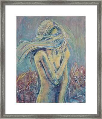 In Fields Framed Print