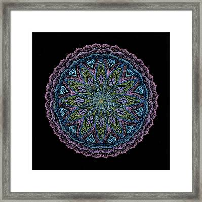 In Full Faith Framed Print