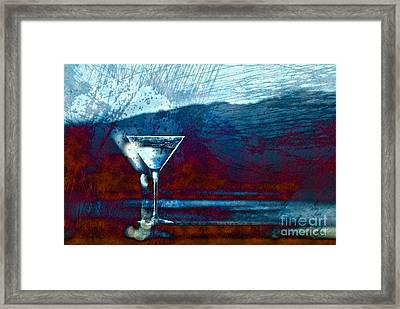 In Good Spirits Framed Print