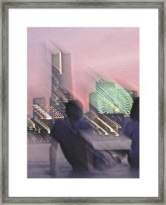 Framed Print featuring the photograph In Love With Love - 4 by Larry Knipfing