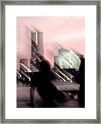 Framed Print featuring the photograph In Love With Love - 5 by Larry Knipfing