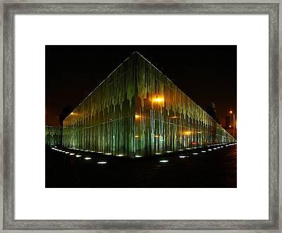 In Memoriam Framed Print by Blair Wainman