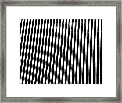 In Memoriam Framed Print