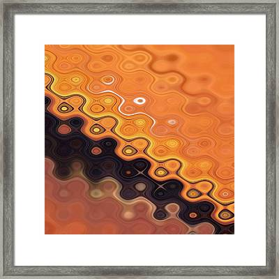In Motion 2 Framed Print by Tom Druin