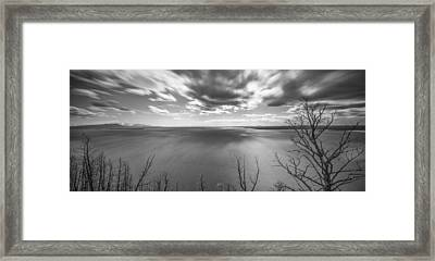In Motions Framed Print by Jon Glaser