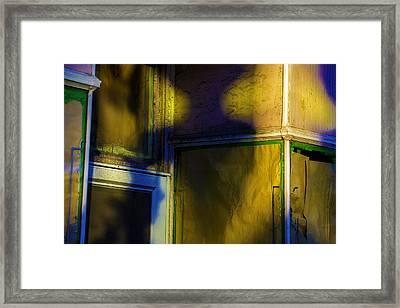 In Mourning Framed Print