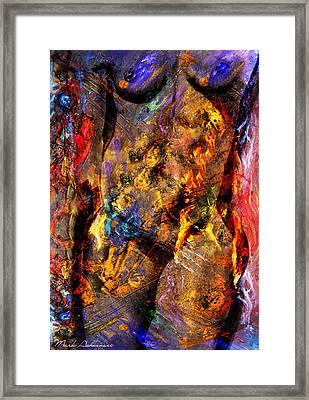 In My Mind  Framed Print by Mark Ashkenazi
