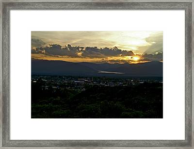 Framed Print featuring the photograph In My Place by Jeremy Rhoades