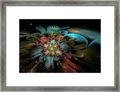 In Orbit Framed Print