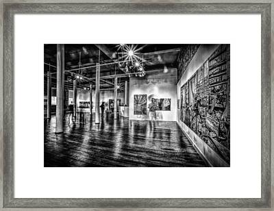 Framed Print featuring the photograph In Passing by Joshua Minso