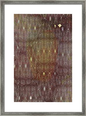 In Portals Of Dreams Framed Print by Jeff Swan