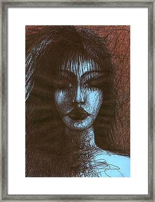 In Quiet Framed Print by Wojtek Kowalski