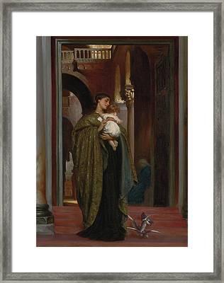 In St Mark's Framed Print