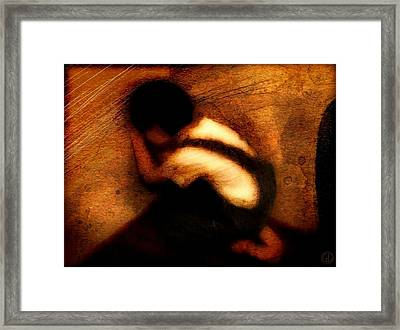 In The Corner Framed Print by Gun Legler