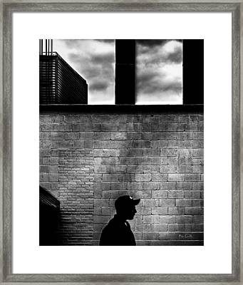 In The Evening Number 2 Framed Print by Bob Orsillo