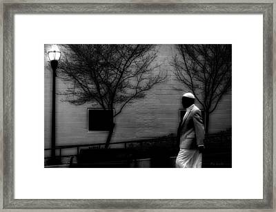 In The Evening Number 3 Framed Print by Bob Orsillo