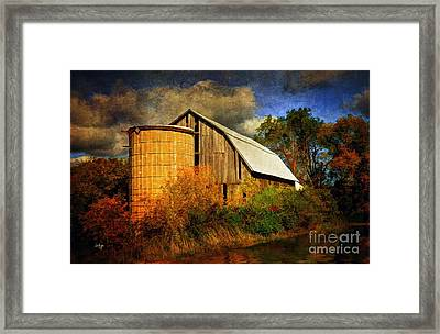 In The Gloaming Framed Print by Lois Bryan