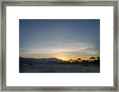 In The Grand Scheme Of Things Framed Print by Laurie Search