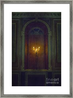 In The Great Hall Framed Print