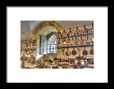 Inverary Castle Framed Prints