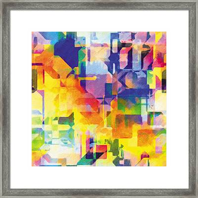 In The Land Of Forgetting 15 Framed Print
