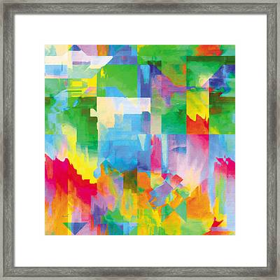 In The Land Of Forgetting 16 Framed Print