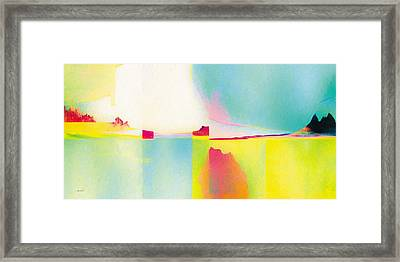 In The Land Of Forgetting 23 Framed Print