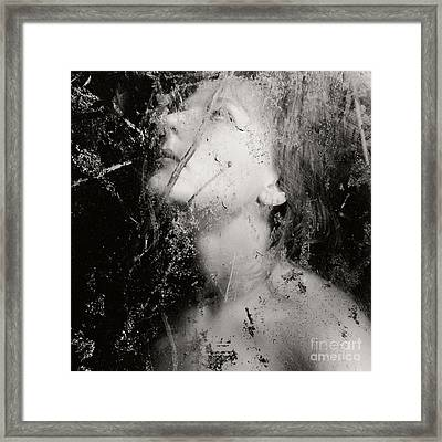 In The Light Framed Print by Sharon Coty