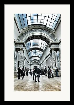 Visionary ist Photographs Framed Prints