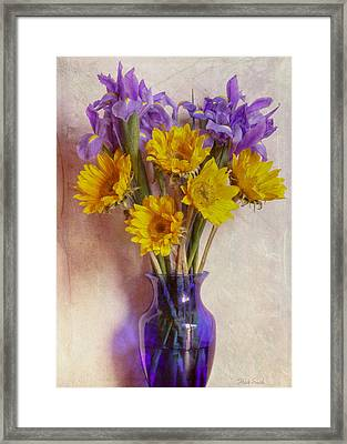 In The Mood For Spring Framed Print by Heidi Smith
