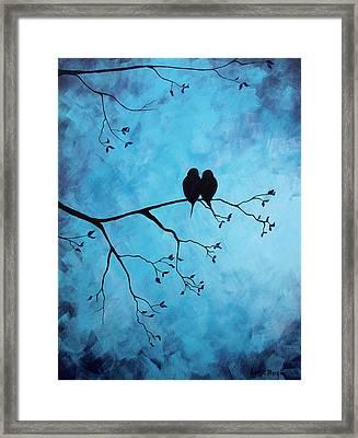 In The Moon Light Framed Print by Lynsie Petig