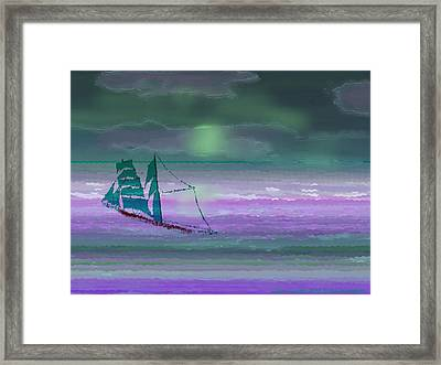 In The Moonlight. Framed Print by Dr Loifer Vladimir