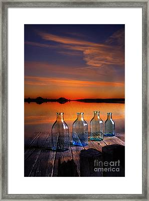 In The Morning At 4.33 Framed Print by Veikko Suikkanen