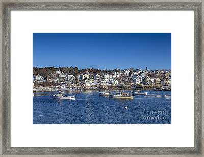 In The Morning Light Framed Print by Evelina Kremsdorf