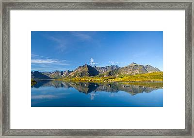 In The North Framed Print