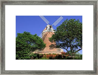 In The Park Framed Print by Kathleen Struckle