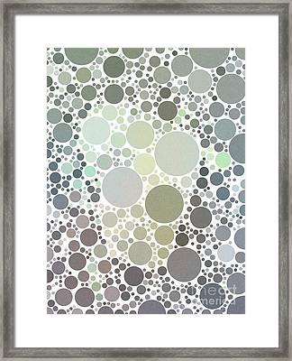 In The Sea  Framed Print