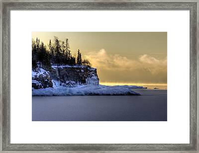 In The Shade Framed Print by Jakub Sisak