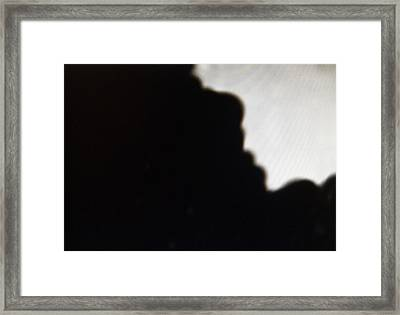 In The Womb Framed Print by Sherry Gombert