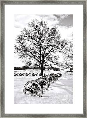 In Time Of Peace  Framed Print