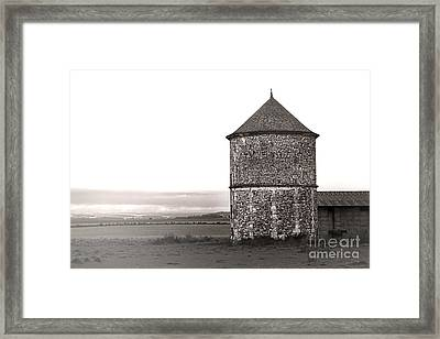 In Vexin Framed Print by Olivier Le Queinec