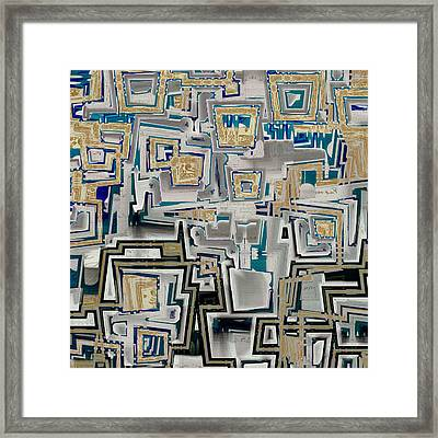 Inboxed - S03a Framed Print by Variance Collections